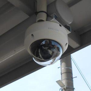 ドームカメラ