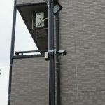 商店街の防犯カメラシステム