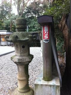 神社・お寺の防犯カメラシステム