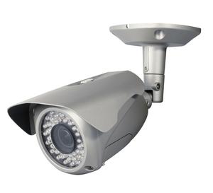 ネットワークカメラのデモ設置