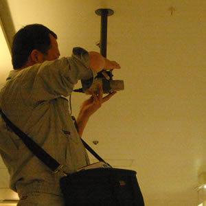 岡崎市でも防犯カメラ設置工事実績が豊富です
