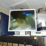 ファーストフード店での防犯カメラ設置工事(名古屋市内)